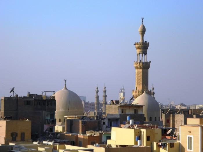 Cairo, Mosque
