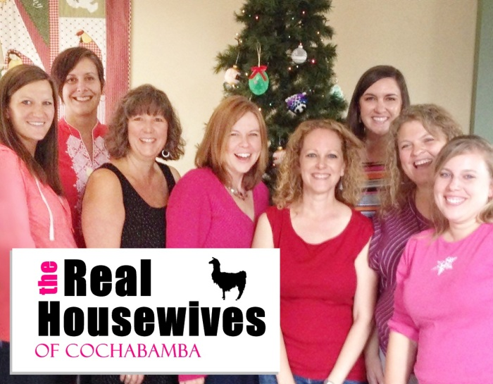Real Housewives of Cochabamba
