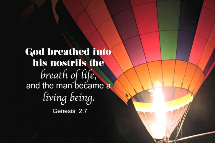 Breathe of life