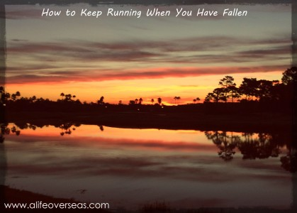 How to Keep Running